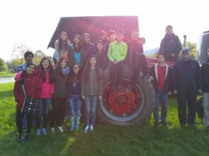 Grade 10 Heritage Trip