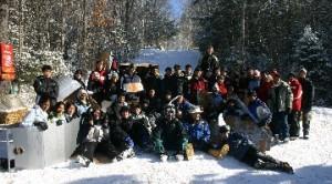 Group Picture at Wanakita