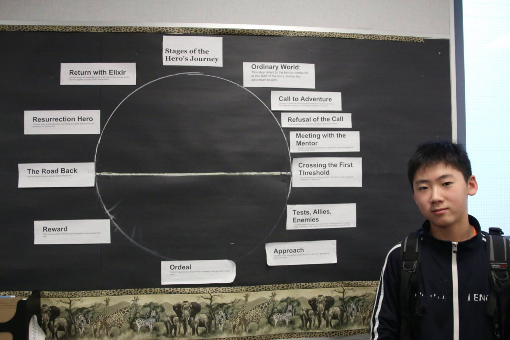 Grade 9 Photo - Feb 8