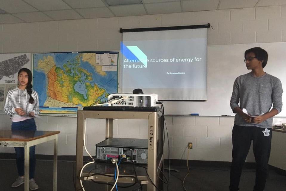 Gr 9 geography presentations